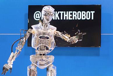 Hank The Robot